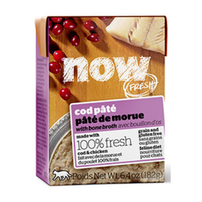 buy Now-Fresh-Grain-Free-Cod-Pate-For-Cats