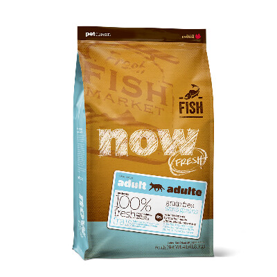 buy Now-Fresh-Grain-Free-Fish-Adult-Cat-Food