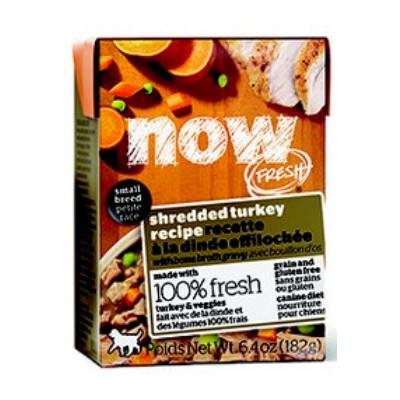 buy Now-Fresh-Small-Breed-Shredded-Turkey-For-Dogs