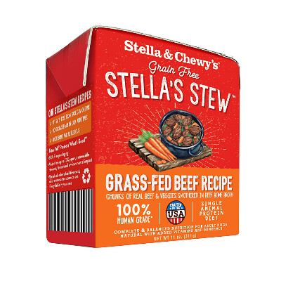 buy Stella-And-Chewys-Beef-Medley-Stew-For-Dogs