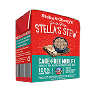 buy Stella-And-Chewys-Cage-Free-Medley-Stew-For-Dogs
