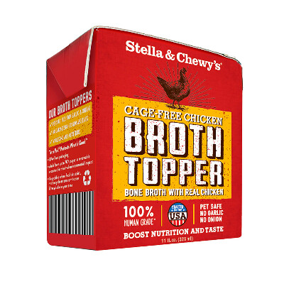 buy Stella-And-Chewys-Chicken-Broth-Topper-For-Dogs