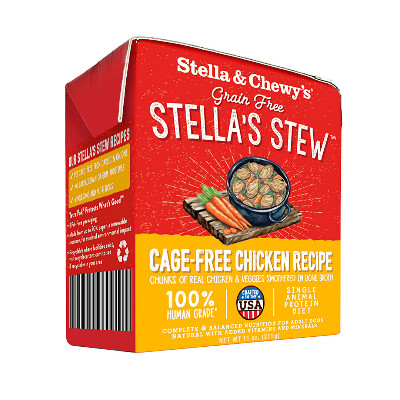 buy Stella-And-Chewys-Chicken-Medley-Stew-For-Dogs