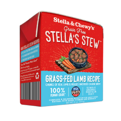 buy Stella-And-Chewys-Lamb-Medley-Stew-For-Dogs