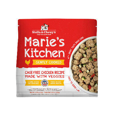 buy Stella-And-Chewys-Maries-Kitchen-Cage-Free-Chicken-Dog-Food