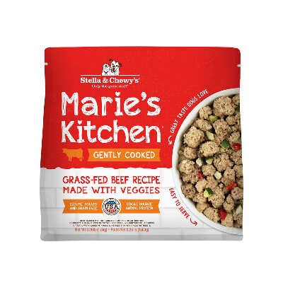 buy Stella-And-Chewys-Maries-Kitchen-Grass-Fed-Beef-Dog-Food