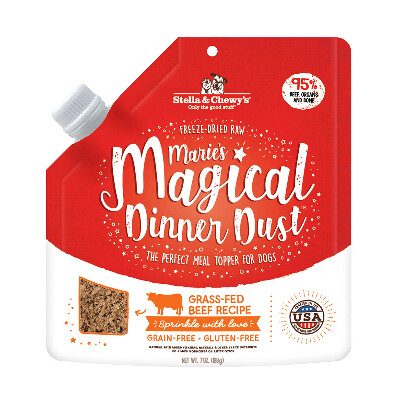 buy Stella-And-Chewys-Maries-Magical-Beef-Dust-Topper-For-Dogs