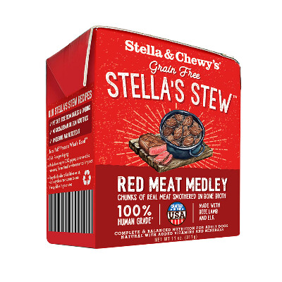 buy Stella-And-Chewys-Red-Meat-Medley-Stew-For-Dogs