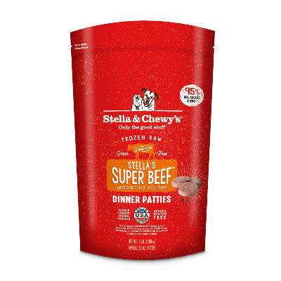 buy Stella-Chewys-Raw-Super-Beef-For-Dogs