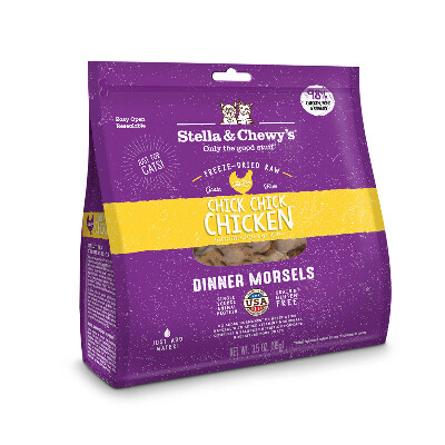 buy Stella-and-Chewys-Chick-Chick-Chicken-Freeze-Dried-Raw-Cat-Food
