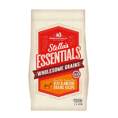 buy Stella-and-Chewys-Essentials-Beef-And-Ancient-Grains-Dog-Food
