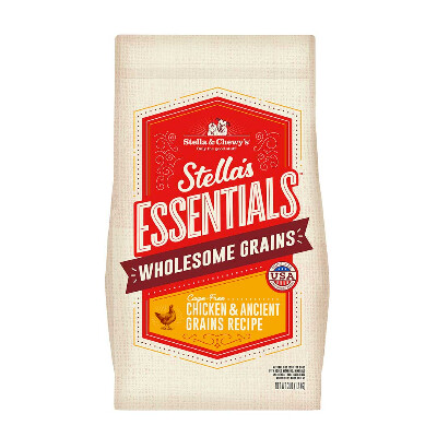 buy Stella-and-Chewys-Essentials-Chicken-And-Ancient-Grains-Dog-Food