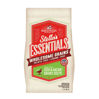 buy Stella-and-Chewys-Essentials-Duck-And-Ancient-Grains-Dog-Food