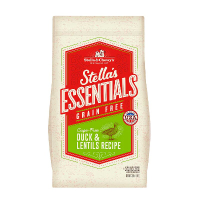 buy Stella-and-Chewys-Essentials-Duck-And-Lentils-Dog-Food