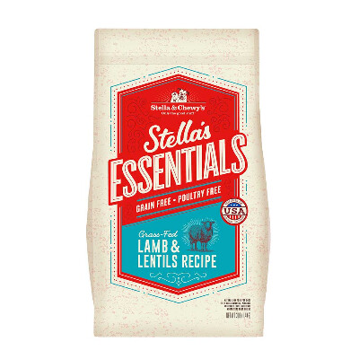 buy Stella-and-Chewys-Essentials-Lamb-And-Lentils-Dog-Food
