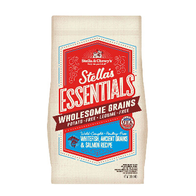 buy Stella-and-Chewys-Essentials-Salmon-And-Ancient-Grains-Dog-Food