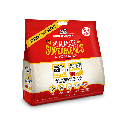 buy Stella-and-Chewys-Raw-Freeze-Dried-Chicken-SuperBlends-Dog-Food