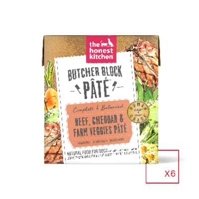 buy The-Honest-Kitchen-Butcher-Block-Beef-Cheddar-And-Farm-Veggies-For-Dogs
