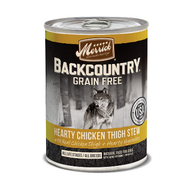 buy Merrick-Back-Country-Chicken-Thai-Stew-Canned-Dog-Food.