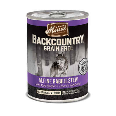 buy Merrick-Back-Country-Rabbit-Stew-Canned-Dog-Food