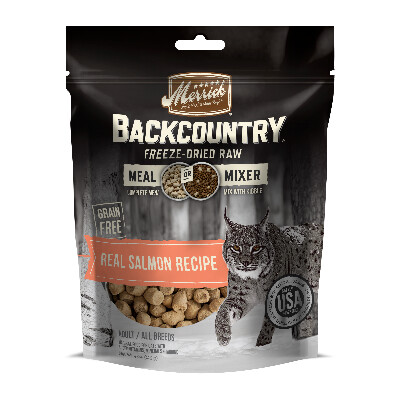 buy Merrick-Backcountry-Freeze-Dried-Salmon-Dog-Food
