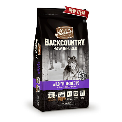 buy Merrick-Backcountry-Raw-Infused-Wild-Fields-Dog-Food