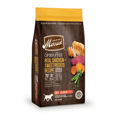 buy Merrick-Chicken-and-Sweet-Potato-Dry-Dog-Food