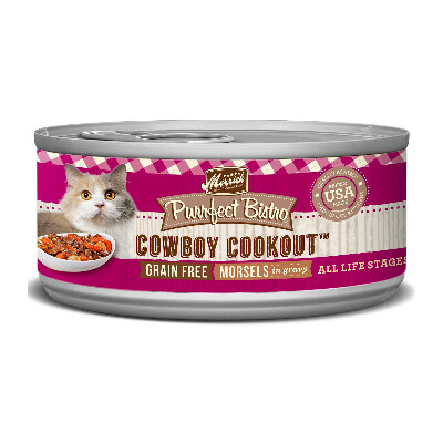 buy Merrick-Purrfect-Bistro-Cowboy-Cookout-Canned-Cat-Food