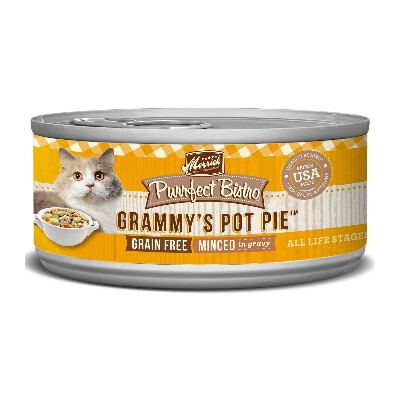 buy Merrick-Purrfect-Bistro-Grilled-Chicken-Canned-Cat-Food