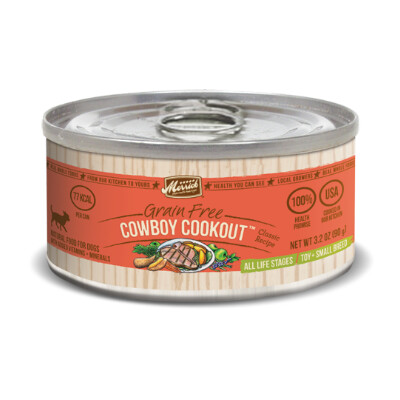 buy Merrick-Small-Breed-Cowboy-Cookout-Canned-Dog-Food