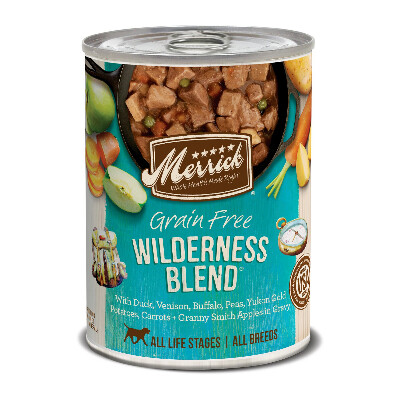 buy Merrick-Wilderness-Canned-Dog-Food