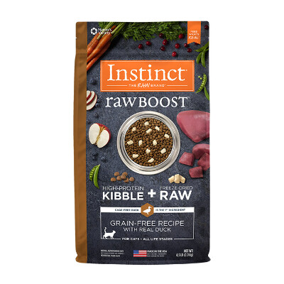buy Natures-Variety-Instinct-Raw-Boost-Duck-Cat-Food