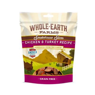 buy Whole-Earth-Farms-Chicken-and-Turkey-Dog-Treats