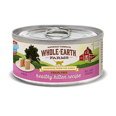 buy Whole-Earth-Farms-Healthy-Canned-Kitten-Food