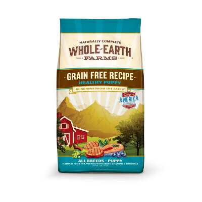 buy Whole-Earth-Farms-Healthy-Puppy-Dry-Dog-Food