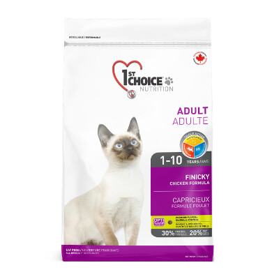 buy 1st-Choice-Adult-Finicky-Chicken-Cat-Food