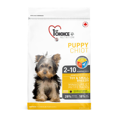 buy 1st-Choice-Puppy-Toy-and-Small-Breed-Chicken-Dog-Food