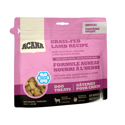 buy Acana-Singles-Grass-Fed-Lamb-Dog-Treats