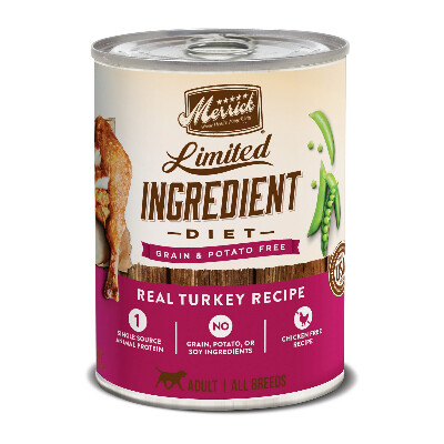 buy Merrick-Limited-Ingredient-Turkey-Canned-Dog-Food