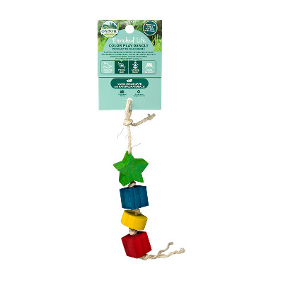 buy Oxbow-Enriched-Life-Colour-Play-Dangly-For-Small-Animals
