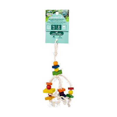 buy Oxbow-Enriched-Life-Deluxe-Colour-Dangly-For-Small-Animals