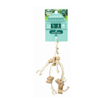 buy Oxbow-Enriched-Life-Deluxe-Natural-Dangly-For-Small-Animals