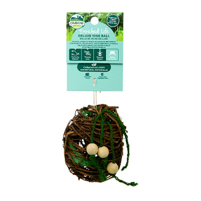 buy Oxbow-Enriched-Life-Deluxe-Vine-Ball-For-Small-Animals