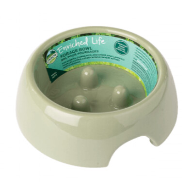 buy Oxbow-Enriched-Life-Forage-Bowl-For-Small-Animals-S