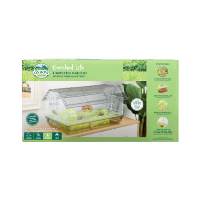 buy Oxbow-Enriched-Life-Hamster-Habitat-For-Small-Animals