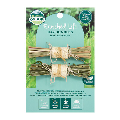 buy Oxbow-Enriched-Life-Hay-Bundles-For-Small-Animals