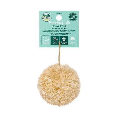 buy Oxbow-Enriched-Life-Play-Pom-For-Small-Animals