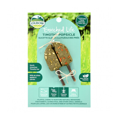 buy Oxbow-Enriched-Life-Timothy-Hay-Popsicle-For-Small-Animals