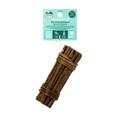buy Oxbow-Enriched-Life-Willow-Bundle-For-Small-Animals
