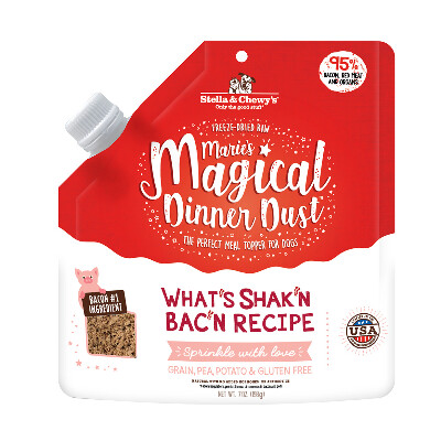 buy Stella-And-Chewys-Maries-Magical-Whats-Shakn-Bakn-Dust-Topper-For-Dogs